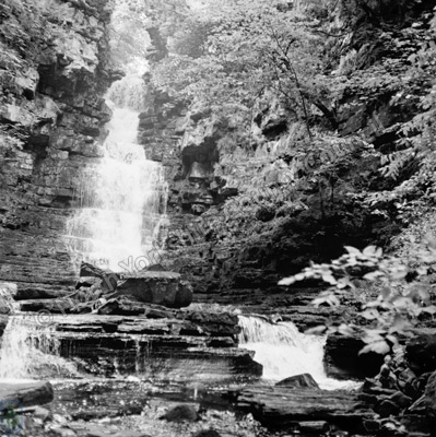 Mill Gill Force, Askrigg